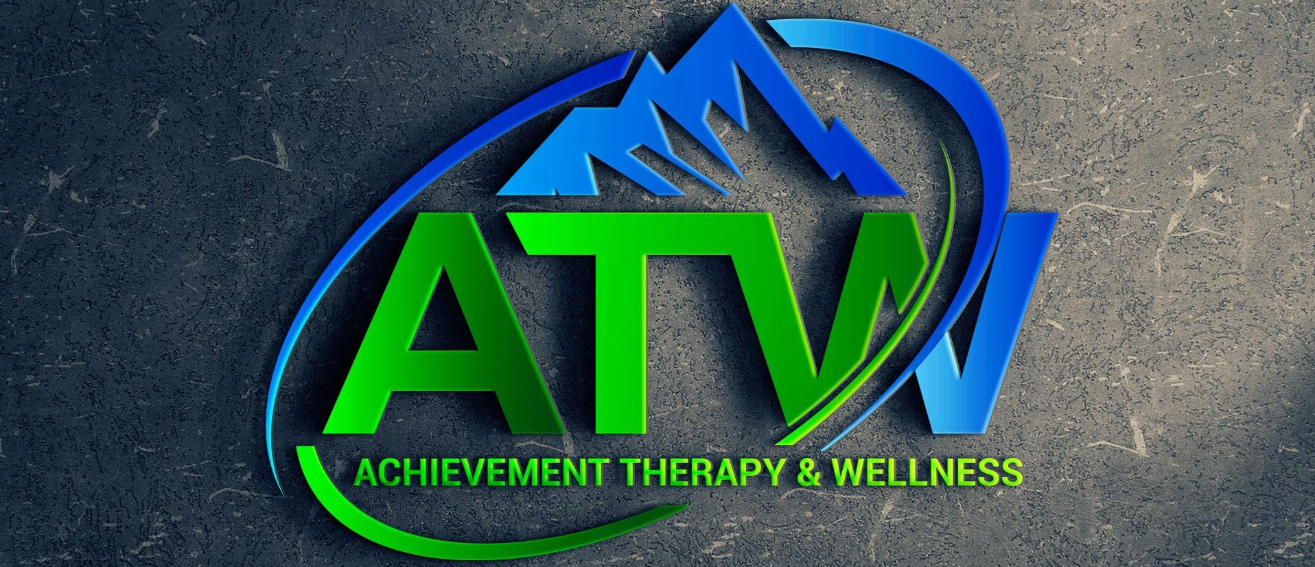 Achievement Therapy Wellness Logo