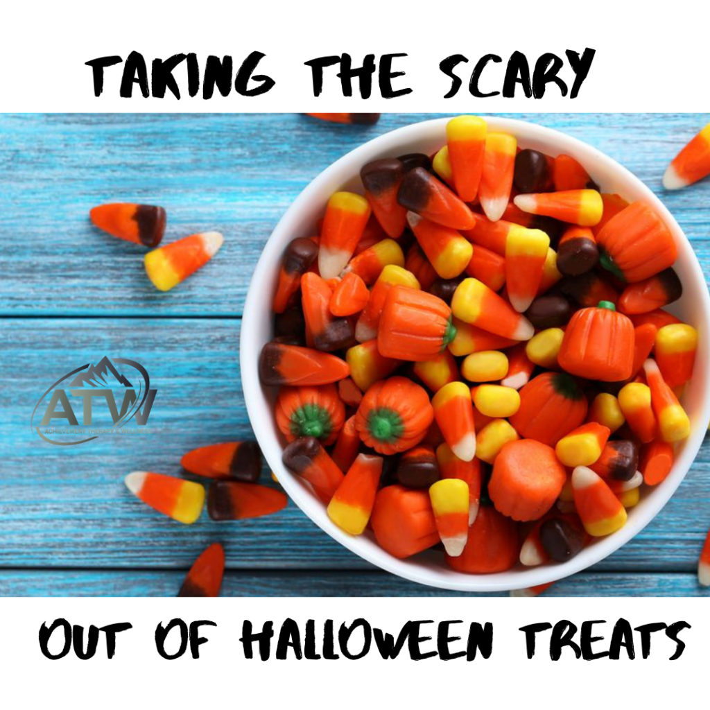 Taking The Scary Out of Halloween Treats