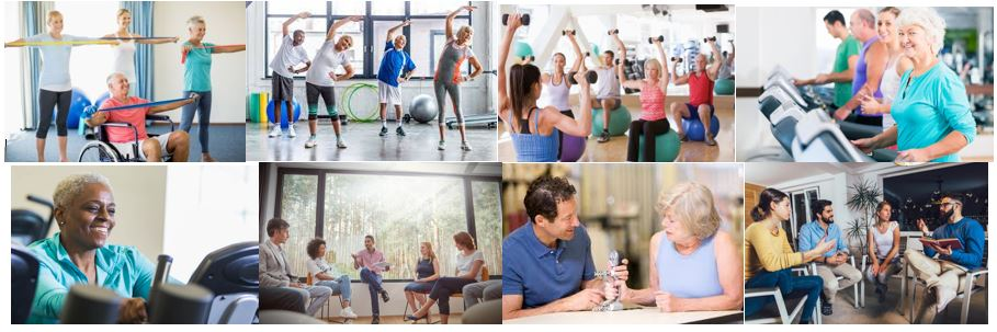 Therapeutic Group Activities Offered by ATW